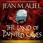 The Land of Painted Caves: Earth's Children Series (       UNABRIDGED) by Jean M Auel Narrated by Rowena Cooper