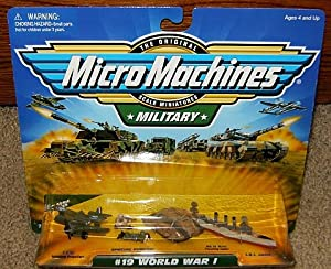Micro Machines World War I #19 Military Collection