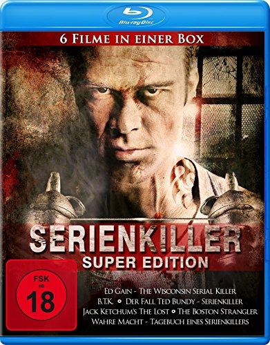 Serienkiller Super Edition (6 Filme Collection)[Blu-ray]