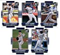 2015 Donruss Baseball Cards San Diego Padres Series 1 Team Set of 5 Cards: Justin Upton , Matt Kemp , Everth Cabrera , Ian Kennedy , Tony Gwynn