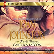 Hawk's Way: Carter & Falcon: The Cowboy Takes a Wife/The Unforgiving Bride | Joan Johnston