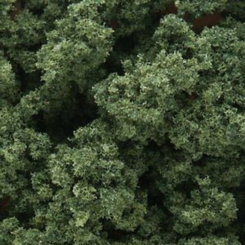 WOODLAND SCENICS FC683 Clump Foliage Medium Green WOOU0683