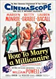 Marilyn Monroe How To Marry A Millionaire Movie Film A3 Poster / Print / Picture 280GSM Satin Photo Paper