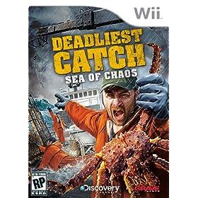 Deadliest Catch: Sea of Chaos: Nintendo Wii