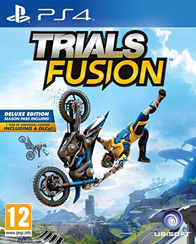 Trials Fusion – édition deluxe