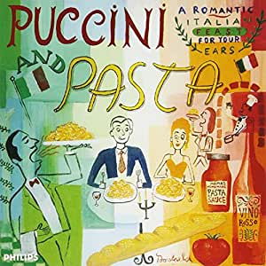 Puccini And Pasta