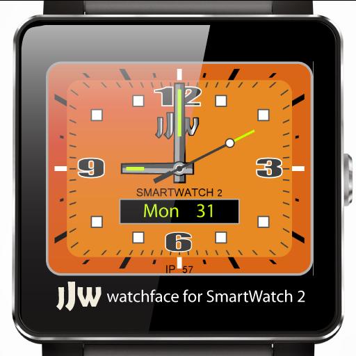 JJW Spark Watchface 1 for SmartWatch 2