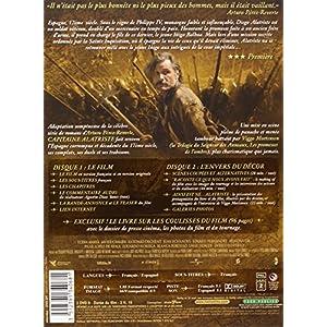 Capitaine Alatriste - Edition collector 2 DVD + 1 Livre [Édition Limitée]
