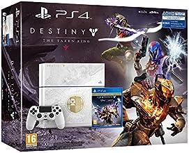 Pack PS4 500 Go édition spéciale + Destiny Le roi des corrompus