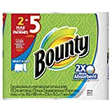 Bounty Select-A-Size Paper Towels, Huge Rolls, White, 12 Count