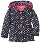 London Fog Baby-Girls Infant Polka Dot Trench