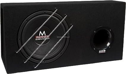 MX 12 BR Système audio avec caisson de basses 450 W 30cm