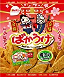 (お徳用ボックス) 栗山米菓 合格ばかうけ(青のり) (2枚×9袋)×12個