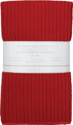 Gourmet Classics Microfiber Dish Cloth Bar Mops,