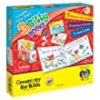 Creativitiy for Kids - Create Your Own 3 Bitty Books - Educational Toys
