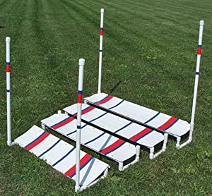 Affordable Agility Practice Broad Jump (Color: White)