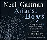 &#34;Anansi Boys&#34; av Neil Gaiman