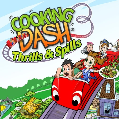 Cooking Dash 3: Thrills and Spills [Download] Picture