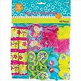 Pink Mod 'Monkey Love' 48 Piece Favor Kit