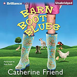 Barn Boot Blues Audiobook