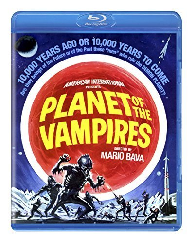 Planet of the Vampires [Blu-ray] by Kino Lorber