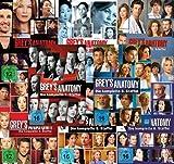 Grey's Anatomy - Die jungen Ärzte: Staffeln 1-8 (47 DVDs)