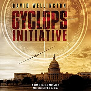 The Cyclops Initiative Audiobook