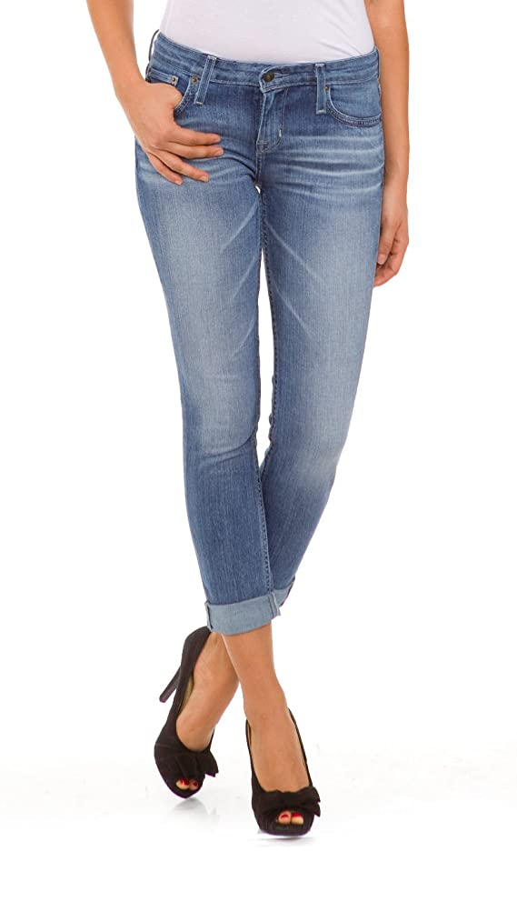 Big Star Women's Remy Cropped Jeans in 20- Year Journey Wash