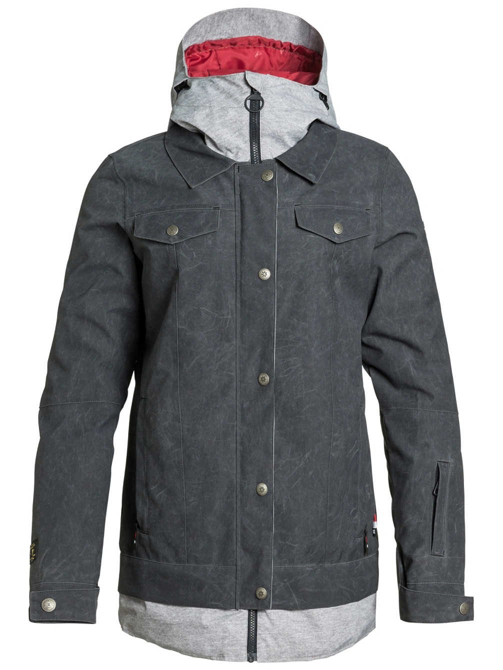 Damen Snowboard Jacke DC Downtown Jacket bestellen