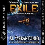 Exile: The Five Worlds Trilogy, Book 1 | Al Sarrantonio