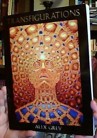 Amazon.com: Transfigurations (9781594770173): Alex Grey: Books  Amazon.com: Tra...