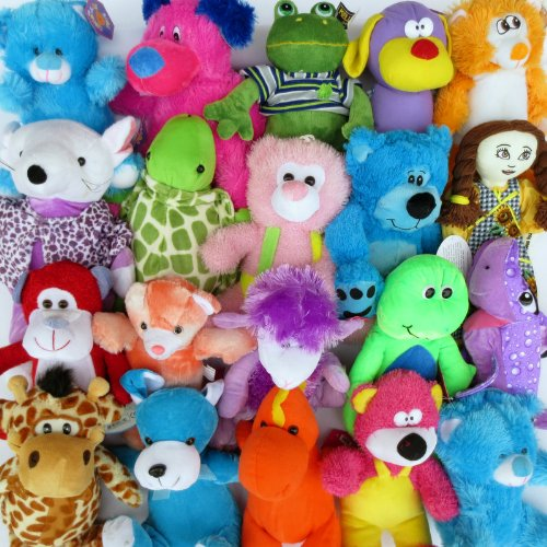 Discount Plush Bargain Jumbo (12