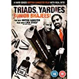 Triads, Yardies and Onion Bhajees [DVD] [2010]by Dave Courtney