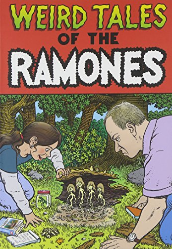 Weird Tales Of The Ramones (1976-1996) (CD & DVD) (US Release)