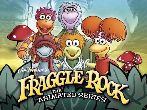 amazoncom fraggle rock animated series season 1