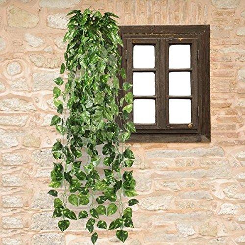 ecloud-shopr-guirnalda-artificial-hiedra-verde-decoracion-fiesta-boda-ventana