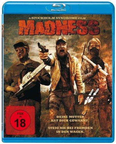 Madness - Der Wahnsinn hat ein Gesicht [Blu-ray]
