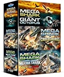 Image de Coffret mega shark : Mega Shark vs Giant Octopus - Mega Shark Vs Crocosaurus - Mega Shark Vs Mecha S