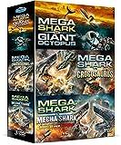 Image de Coffret mega shark : Mega Shark vs Giant Octopus - Mega Shark Vs Crocosaurus - Mega Shark Vs Mecha S