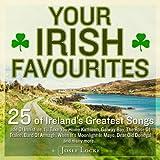 Josef Locke Your Irish Favourites 25 of Ireland's Greatest Songs CD
