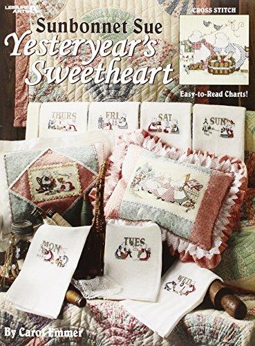 Sunbonnet Sue Yesteryear's Sweetheart