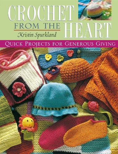 Crochet From The Heart front-290793