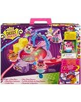 Fur Real - 988221860 - Poupée et Mini-poupée - Dizzy Dancers + Piste Disco Lumineuse
