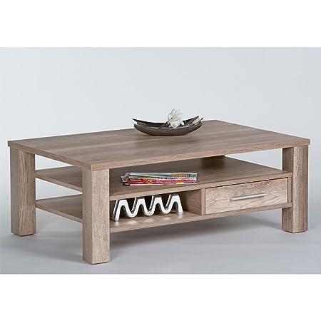 Couchtisch Beistelltisch Sofatisch Tisch Wohnzimmer Arnheim Eiche sägerau