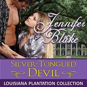 The Silver-Tongued Devil   [Jennifer Blake]