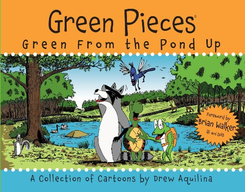 Image for Green Pieces: Green From the Pond Up