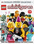 Lego Minifigures Ultimate Sticker Col...