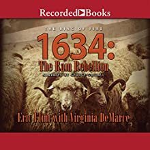 1634: The Ram Rebellion (       UNABRIDGED) by Eric Flint, Virginia DeMarce Narrated by George Guidall