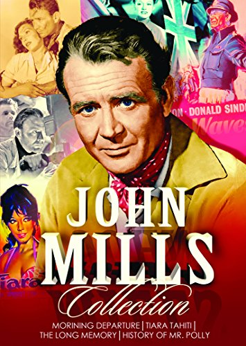 DVD : John Mills Collection (4 Discos)