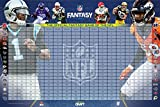 NFL Officially Licensed 2016 Fantasy Football Draft Kit,...